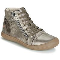 Scarpe Bambina Sneakers alte GBB RACHIDA Taupe