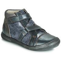 Scarpe Bambina Sneakers alte GBB RADEGONDE Blu