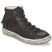Scarpe Bambina Sneakers alte GBB FRANCESCA Nero