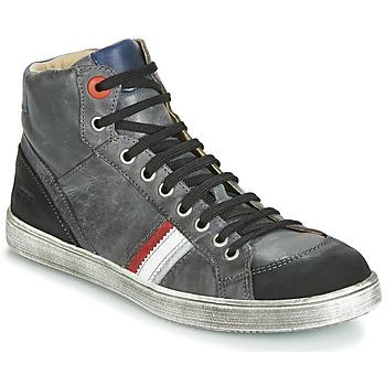 Scarpe Bambino Sneakers alte GBB ANGELO Nub / Grigio