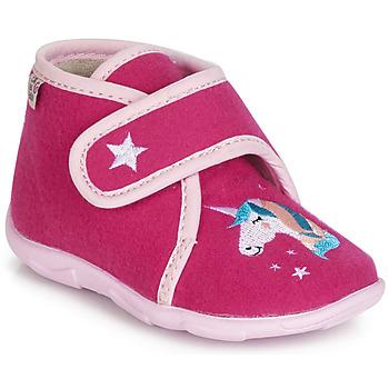 Scarpe Bambina Pantofole GBB FEE DES BOIS Lampone