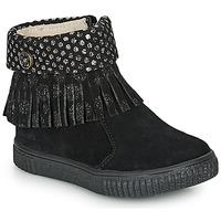 Scarpe Bambina Sneakers basse Catimini PERETTE Ctv / Nero