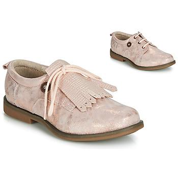Scarpe Bambina Sneakers basse Catimini ROMY Rosa / Poudré