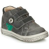 Scarpe Bambino Sneakers alte Catimini BICHOU Grigio