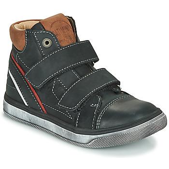 Scarpe Bambino Sneakers alte Catimini ROBBY Nero