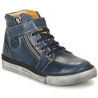 Scarpe Bambino Sneakers alte Catimini TOBBY Marine