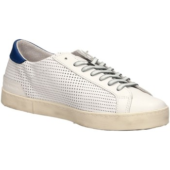 Scarpe Uomo Running / Trail Date HILL LOW POP PERFORE Bianco
