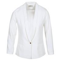 Abbigliamento Donna Giacche / Blazer Betty London IKAROLE Bianco