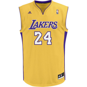 T-shirt adidas  Los Angeles Lakers NBA Kobe Bryant Maillot Replica