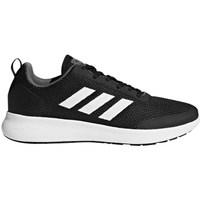 Scarpe Uomo Sneakers basse adidas Originals Element Race Bianco-Nero