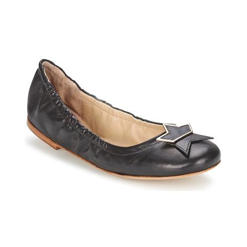 See Chloé Ballerine Sb24125 Donna Gratuita Nero 11000 Consegna By Scarpe IDH2W9YbeE