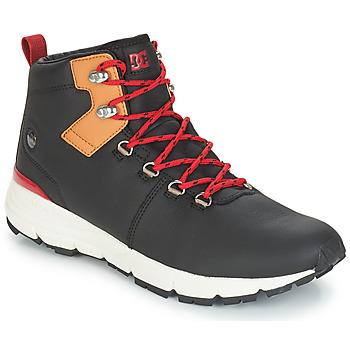 Scarpe Uomo Sneakers basse DC Shoes MUIRLAND LX M BOOT XKCK Nero / Rosso