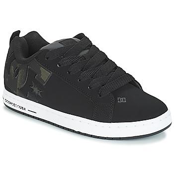 Scarpe Uomo Scarpe da Skate DC Shoes CT GRAFFIK SE M SHOE BLO Nero