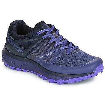Scarpe Donna Running / Trail Salomon TRAILSTER W Viola