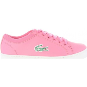 Scarpe Donna Sneakers basse Lacoste 35CAJ0024 STRAIGHTSET Rosa