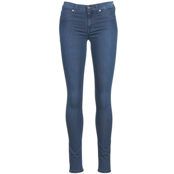Abbigliamento Donna Jeans slim 7 for all Mankind SKINNY DENIM DELIGHT Blu / MEDIUM