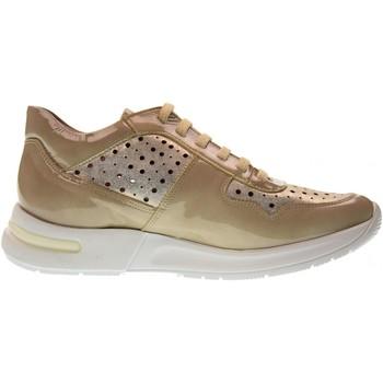 Scarpe Donna Sneakers basse CallagHan scarpe donna sneakers basse con zeppa 92108 Beige