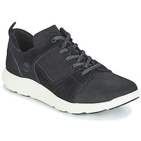 Scarpe Uomo Sneakers alte Timberland FlyRoam Leather Oxford Nero