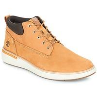 Scarpe Uomo Sneakers alte Timberland Cross Mark PT Chukka Grano