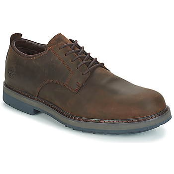 Scarpe Uomo Derby Timberland Squall Canyon PT Oxford Marrone