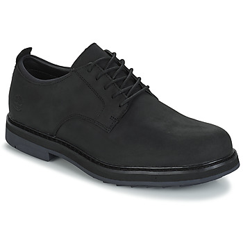 Scarpe Uomo Derby Timberland Squall Canyon PT Oxford Nero