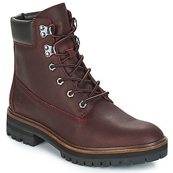 Scarpe Donna Stivaletti Timberland London Square 6in Boot Bordeaux