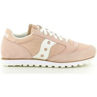 Scarpe Donna Sneakers basse Saucony JAZZ LOW PRO rose