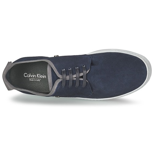 Custo Basse Ck Sneakers Collection Blu I76Ygbyfvm