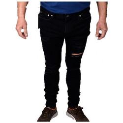 Abbigliamento Uomo Jeans slim Jack & Jones JJILIAM JJORIGINAL AM 502 LID NOOS Pantaloni multicolore