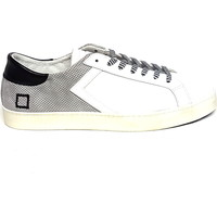 Scarpe Uomo Sneakers basse Date D.A.T.E. SNEAKERS UOMO HILL LOW M281 PERFORATED GRAY multicolore