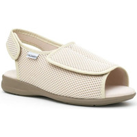 Scarpe Donna Pantofole Calzamedi Scarpe  comode BEIGE