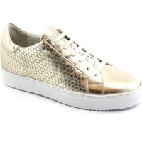 Scarpe Donna Sneakers basse Grunland GRU-E18-SC3853-PL Oro