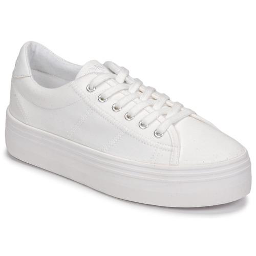 No Name PLATO SNEAKER Bianco  Scarpe Sneakers basse Donna 55,20