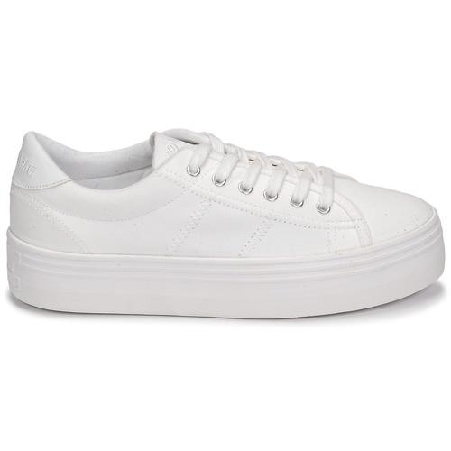 Consegna Name 5180 Plato Gratuita Scarpe Basse No Donna Bianco Sneaker Sneakers wXTiZPuOk