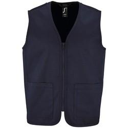 Abbigliamento Giacche Sols WALLACE WORK UNISEX Azul