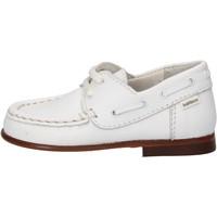 Scarpe Bambino Sneakers Balducci sneakers bianco pelle AG923 Bianco