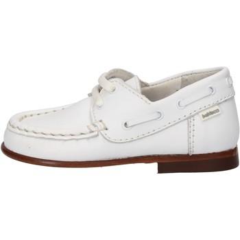 Scarpe Bambino Sneakers Balducci scarpe bambino  sneakers bianco pelle AG923 Bianco