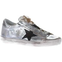 Scarpe Donna Sneakers basse Golden Goose Silver Vintage Oro