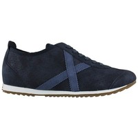 Scarpe Sneakers basse Munich Fashion osaka 8400317 blu
