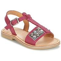 Scarpe Bambina Sandali Mod'8 ZAZIE Rosa