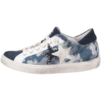 Scarpe Unisex bambino Sneakers basse 2 Stars 2SB1135 Camuflage