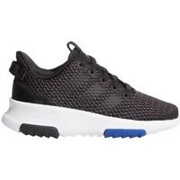 Scarpe Unisex bambino Sneakers basse adidas Originals CF Racer TR K Bianco