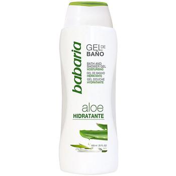 Bellezza Corpo e Bagno Babaria Aloe Vera Gel Baño Hidratante  600 ml