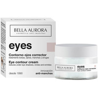 Bellezza Donna Idratanti e nutrienti Bella Aurora Eyes Contorno Ojos Multi-corrector  15 ml