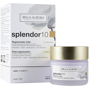 Bellezza Donna Antietà & Antirughe Bella Aurora Splendor 10 Regenerador Total Noche  50 ml