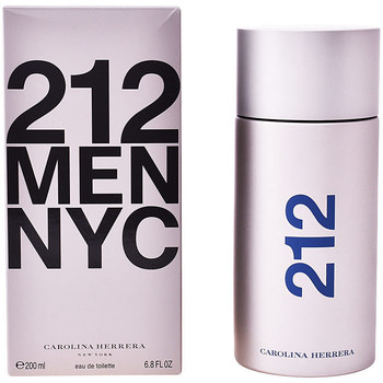 Bellezza Uomo Eau de toilette Carolina Herrera 212 Nyc Men Edt Vaporizador  200 ml