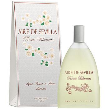 Bellezza Donna Eau de toilette Aire Sevilla Rosas Blancas Edt Vaporizador  150 ml