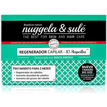 Bellezza Shampoo Nuggela & Sulé Regenerador Capilar Lote 10 Pz 10 u