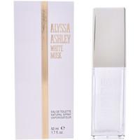 Bellezza Donna Eau de toilette Alyssa Ashley White Musk Edt Vaporizador  50 ml