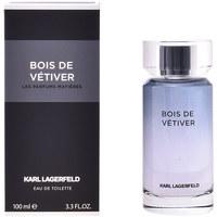 Bellezza Uomo Eau de toilette Karl Lagerfeld Bois De Vétiver Edt Vaporizador  100 ml